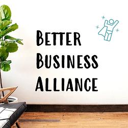 Better Business Alliance logo