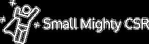 Small Mighty CSR logo